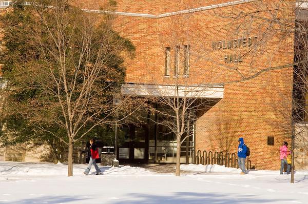 Holmstedt Hall