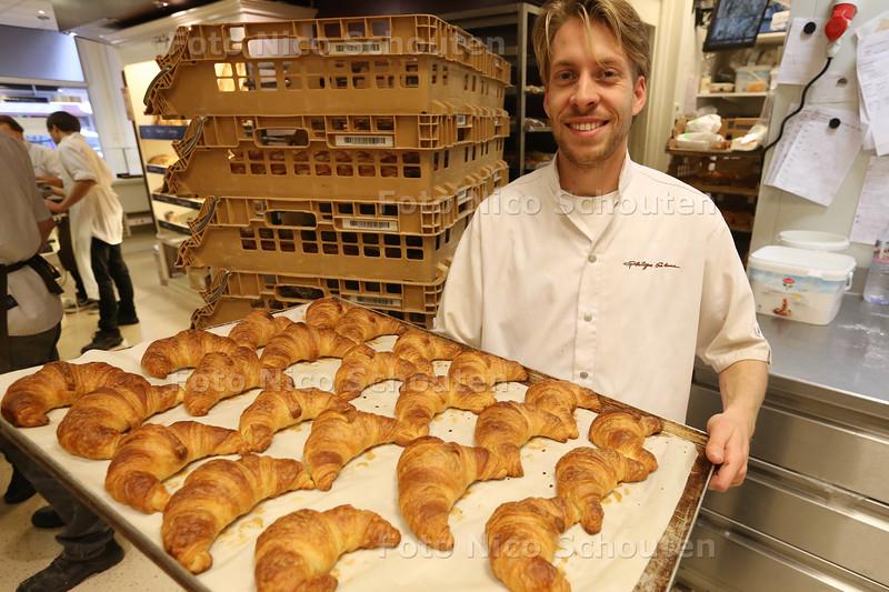 Franse bakkerij 'Philippe Galerne pâtisserie - DEN HAAG 19 OKTOBER 2015 - FOTO NICO SCHOUTEN
