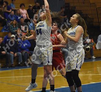 Attleboro - Durfee Girls Basketball 12-21-18
