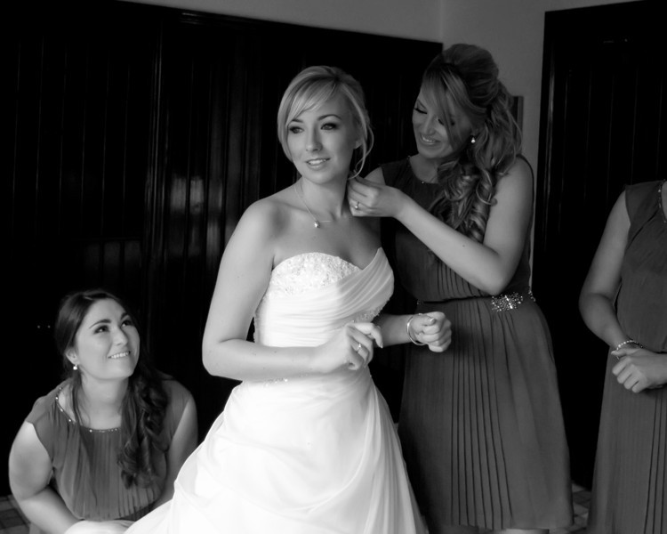 Bridal Prep Photography
