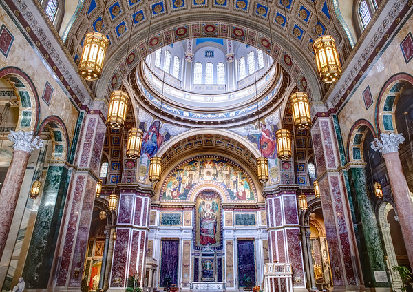 CATHEDRAL OF ST MATTHEW THE APOSTLE