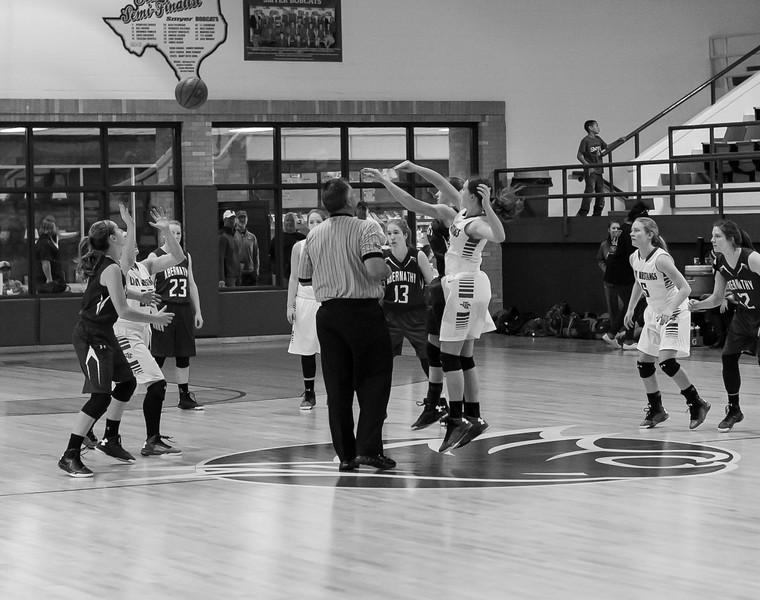 Lady Lopes Tournment Smyer, vs Midland, 11-14-2015