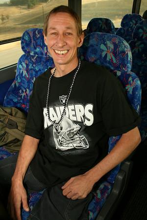 2009-09-27 [Denver Broncos @ Oakland Raiders, Central Valley Party Bus, Oakland, CA]