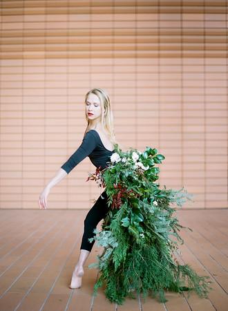 Lauren Green Skirt