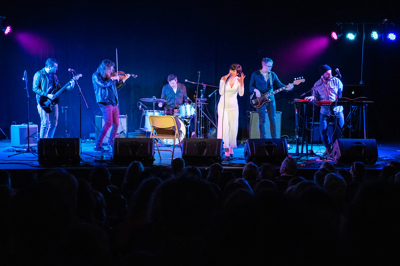 Cape Cod Women's Music Festival 2018 (Photo Credit: Michael & Suz Karchmer)