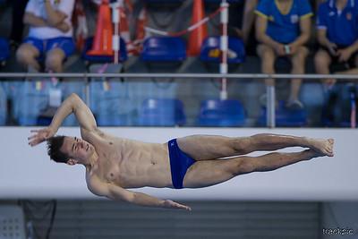 LEN European Junior Championships, Diving, Wednesday