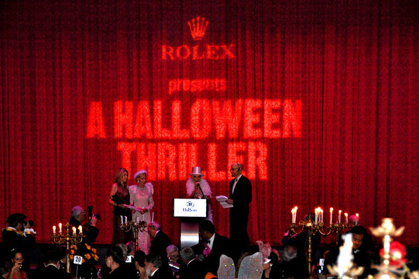 "Career Transition for Dancers 26th Anniversary Jubilee ""A Halloween Thriller, Oct 31, 2011"