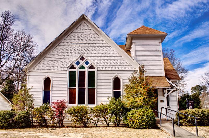 First Presbyterian Church - De Queen, AR ca. 1898