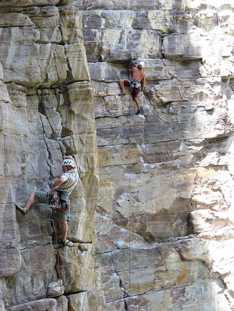 Canmore Area Climbing