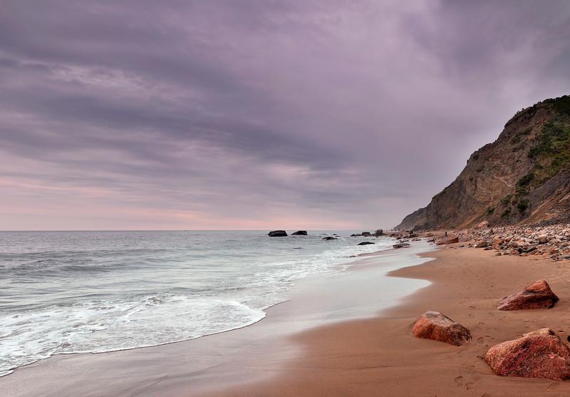 Beaches of Block Island, Rhode Island.