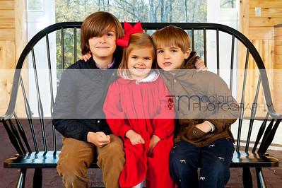 Paulk Family 2013