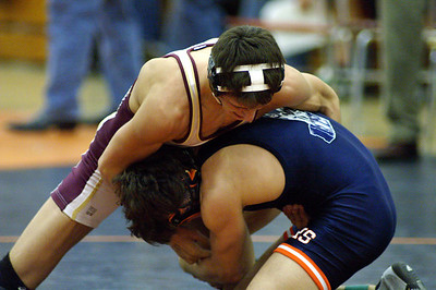 NN Wrestling Sectionals 06