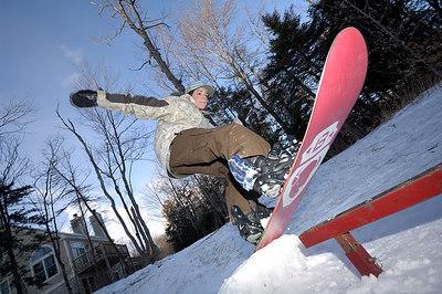 Snowboarding 2006-2007