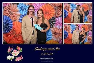 Lindsay and Stu