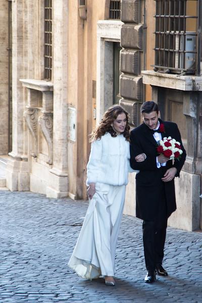 072717 Rome Wedding