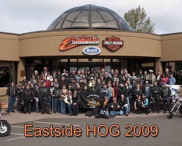 2009 ESHOG Group Photo
