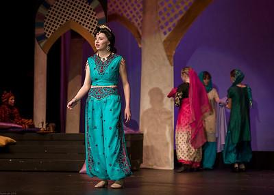 2016 Aladdin Cast B