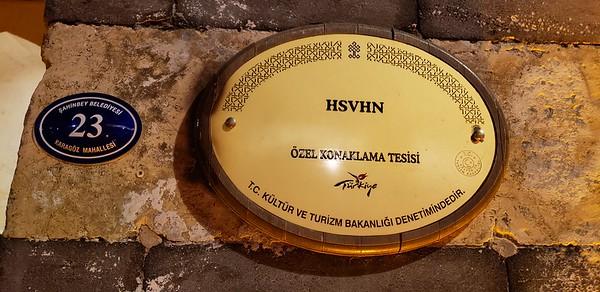 HSVHN hotel Gaziantep Turkey 2018