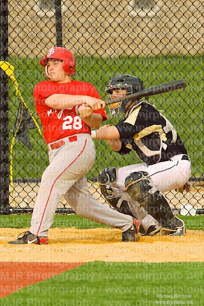H.S. Varsity Baseball 09