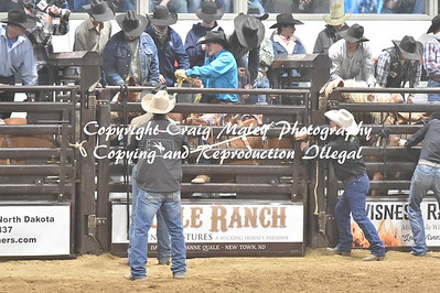 SADDLE BRONC SHORT-GO 3-3-2018