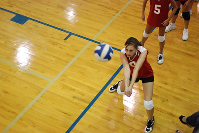 Holy Spirit Middle School Volleyball - Tournement