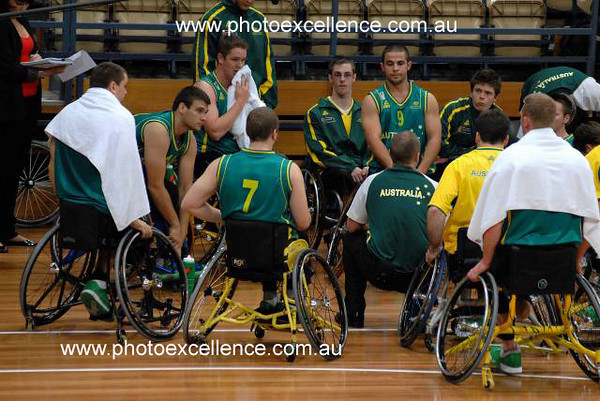 2009 Four-Team Challenge (Wheelchair Basketball)