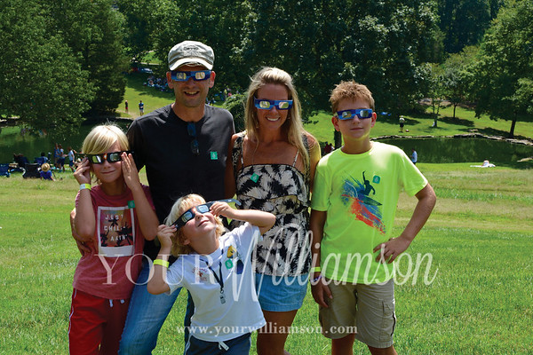 Cheekwood Solar Eclipse Viewing