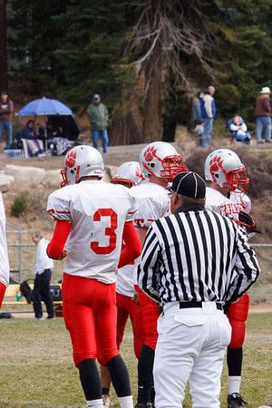 Truckee HS JV @ South Lake Tahoe HS JV