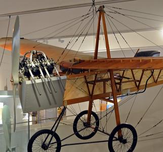 Ulster Transport Museum aircraft, 2012
