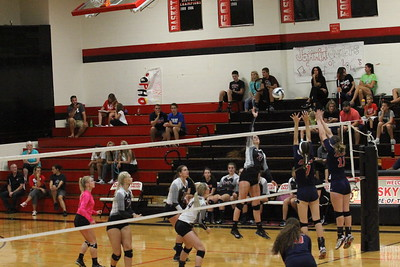 Volleyball vs. Indian Valley
