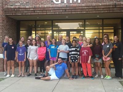 2019 Middle School Mission Trip