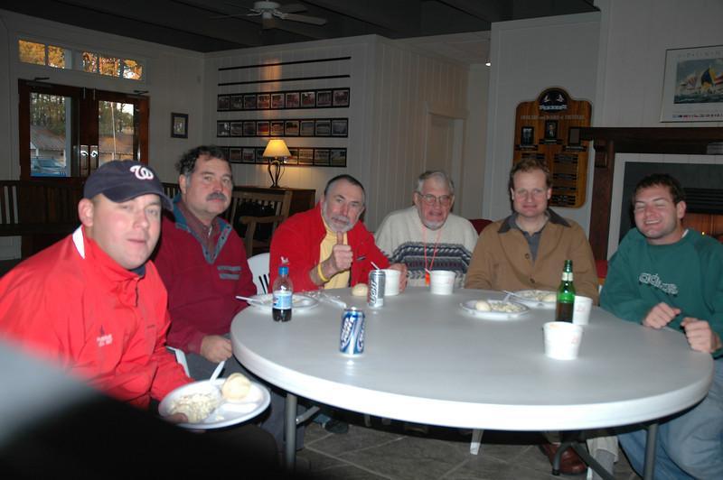 Rob Whittemore, Frank Murphy, Alain Vincey, David Hazlehurst, John Hubbard & Jon Deutsch