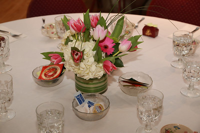 Hoyt Sherman  - CMA Founders Tea  3/31/2014