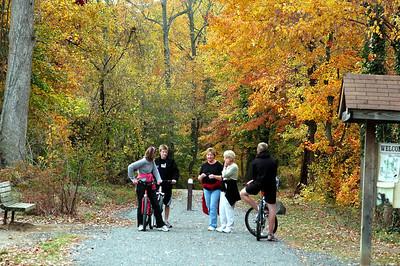 MA & PA Trail Fall 2008