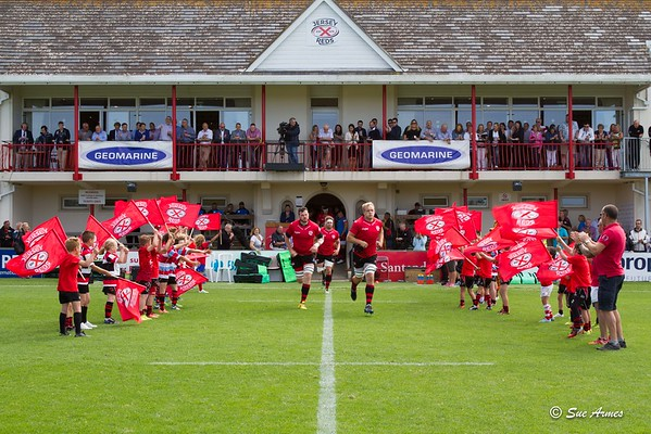 Jersey Reds V Worcester (Pre Season Friendly)