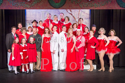White Christmas Cast - Print Orders