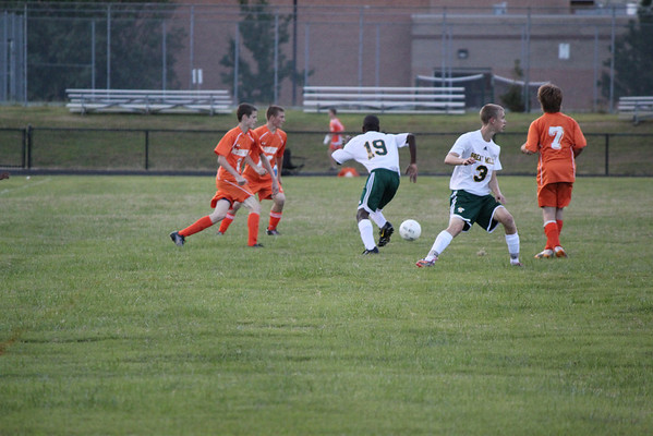 2011 Soccer Great Mills vs McDonough