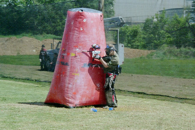 Benjamin's Roanoke Paintball Tournament - 2006