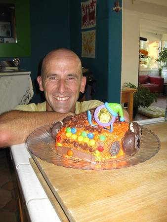Stefan Birthday
