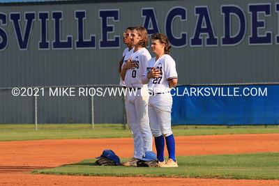 CLarksville Academy vs Davidson Academy baseball 5-3-21
