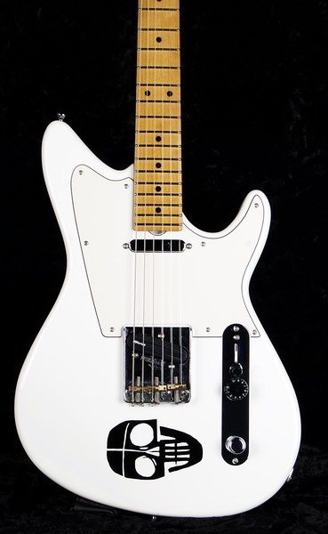 ElectraJet VT #3668 for Randy Jacobs, Lefty Headstock, Bright White