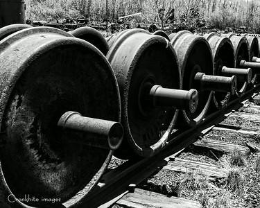 Chama NM Railroad