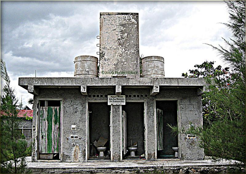 Discomfort Station  ©2009 FlorieGray
