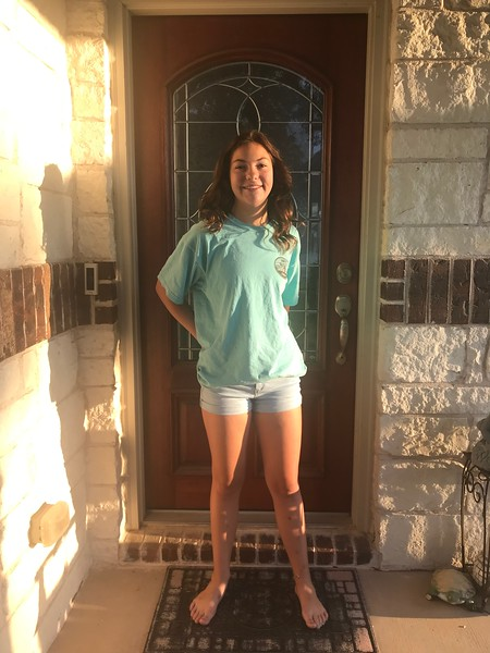 Emma Schoening | 8th grade | Stiles Middle School