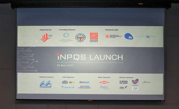 INPQS Launch 26 Nov 2020