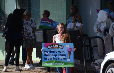 Tell Ben and Jerry's  to Go Organic