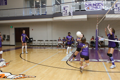DMS Volleyball 10-1-08