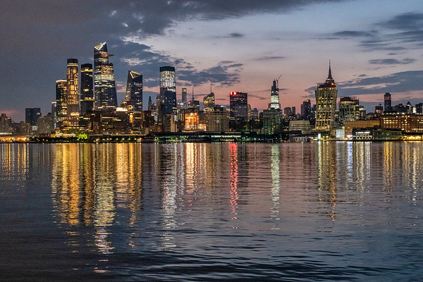 Sunrise by NYC with Lisa, 7-3-20 (D850)