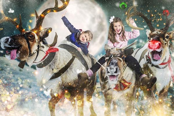 Reindeer Games 2019