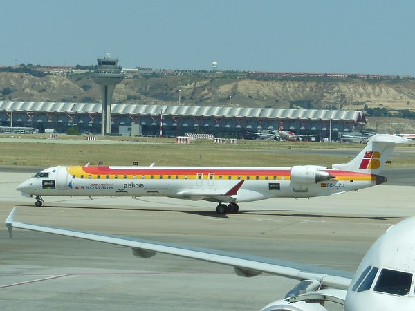 Iberia Regional / Air Nostrum (YW/IB)